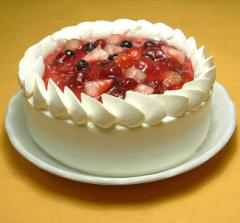 ベリーショートケーキ7号 直径21cm  誕生日ケーキ/バースデーケーキ