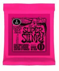ERNIE BALL/エレキ弦 3セットパック #3223 Super Slinky【アーニーボール】