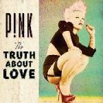 ◆P!NK CD【トゥルース・アバウト・ラヴ】