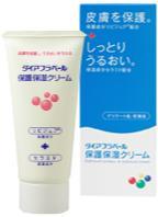 ダイアフラベール保湿クリーム 60g デリケート肌、乾燥肌に (顔・ハンド・ボディ用)