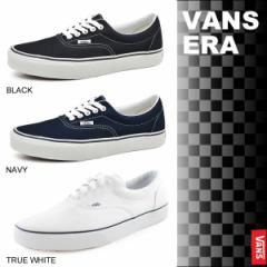 【USA企画】 VANS ERA 【BLACK NAVY TRUE WHITE】 バンズ エラ スニーカー キャンバス デッキシューズ 定番