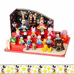 ミッキーと仲間達の雛人形 雛祭り ひな人形【東京ディズニーリゾート限定】 Disney グッズ