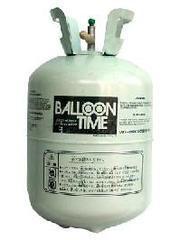 使いきりのヘリウムガス 120L バルーンタイム