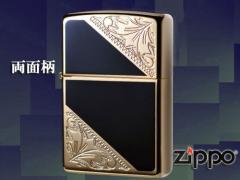 マルカイ (ZIPPO) ジッポライター ベネチアン デザイン両面加工 (全2種) 高級感溢れる仕上がり