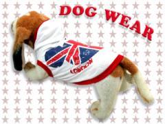 愛犬服 ドッグウェア フード パーカー London Bear 犬 服 dog wear 虫よけ メール便