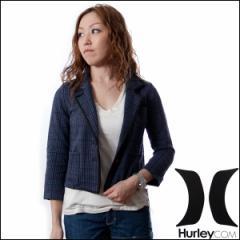 """【SALE】Hurley ハーレー  レディース ジャケット """"MADELINE"""" カラー DNV"""