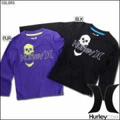 HURLEY/ハーレー キッズ 長袖 tシャツ ロング 子供服