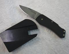 BENCHMARK(ベンチマーク) ベルトバックルナイフ G10ハンドル