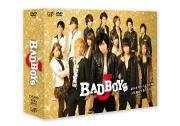 ◆★10%OFF+送料無料★ 中島健人[Sexy Zone]主演 4DVD【BAD BOYS J DVD-BOX 通常版】☆通常盤