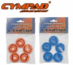 CYMPAD/クロマティクス(40mm x 15mm 5個セット)【シンパッド】