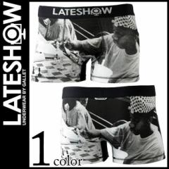 【即納】LATESHOW(レイトショー)BEAT ME IF YOU CAN ボクサーパンツ【男性下着 アンダーウェア ファッション ギフト 誕生日 プレゼント】