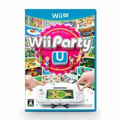 【送料無料】 WiiU  Wii Party U