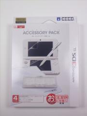 (任天堂/HORI) 3DS LL アクセサリーパック 4アイテム 3DSLL用