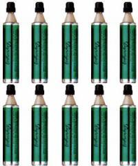 デュポン ライター ガスレフィル 20本セット (緑...