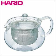 HARIO(ハリオ)茶茶急須 丸 700ml CHJMN-70T■日本茶・紅茶・中国茶・ハーブティ、お茶の種類を問わず使えるティーポット