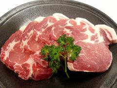 九州・大分県産○豚肩ロース とんかつ・ステーキ用[約100g×5枚]★ビタミン豊富!