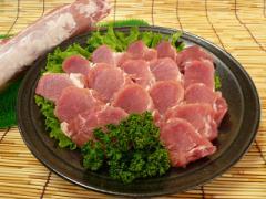 九州産○豚ヒレ<とんかつ・ステーキ用>[約500g入]★ビタミン豊富!