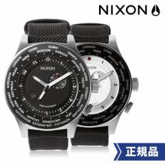 【NIXON/ニクソン:正規品】THE PASSPORT パスポート アナログワールドタイムウォッチ メンズ 2色 【送料無料】