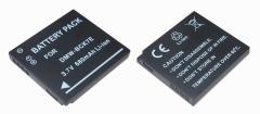 【送料無料】パナソニック DMW-BCK7互換バッテリー Panasonic LUMIX DMC-S2/DMC-S1/DMC-SZ7/DMC-SZ5/DMC-FT20/DMC-FT25等