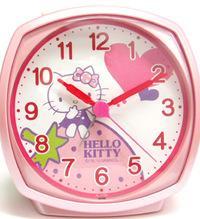 ◆【ハローキティめざまし時計 DAILY】4RA478-M13