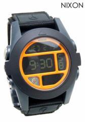 ニクソン 時計 腕時計 BAJA オレンジ A489-1323 ユニセックス NIXON
