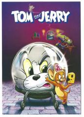 送料無料!トムとジェリー◆ポストカード◆TJ09◆新品◆