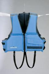 シーサイドフローティングベスト2 ブルー 【ライフジャケット/キャプテンスタッグ(CAPTAIN STAG)/MC-2550】