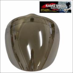 【即納!】【RIDEZ RAM2 SHIELD】ラム2シールド フリップアップ付 ロングタイプ/ミラー
