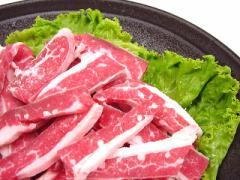 九州産 黒毛和牛★肉するめ(カッパ)<希少部位>焼肉用[100g]コリコリ♪