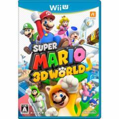 在庫あり[100円便OK]【新品】【WiiU】スーパーマリオ 3Dワールド