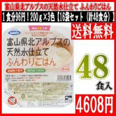 レトルト レトルトごはん ご飯 200g×3食 16袋セット 計48食分★送料無料