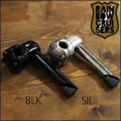 RAINBOW 4スレッド BMXステム ビーチクルーザー BMXハンドル 2色バリ