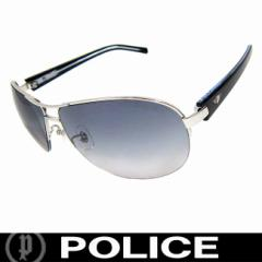 POLICE ポリス サングラス ティアドロップ S8690J 579 チタンフレーム 国内正規代理店商品 定価24,150円