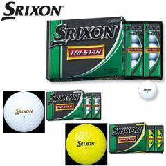 ダンロップ 14NEW スリクソン TRI-STAR ゴルフボール(12球入り)