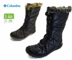 コロンビア【キルティング ファーブーツ】 レディース/ブーツ/防寒/Columbia/正規品 [3825]
