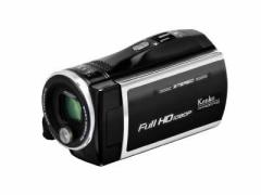 Kenko デジタルビデオカメラ DVS-600FHDBK 1065万画素 ブラック 143300