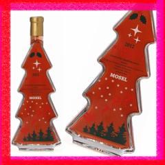 クリスマスツリー型ボトルワイン ロゼ [2012] 500ml