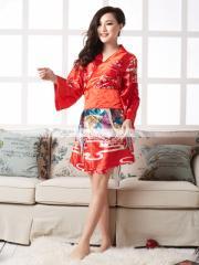 浴衣 着物ドレス 花魁ドレス 和服コスプレ コスチューム 帯付き コスプレ 4013
