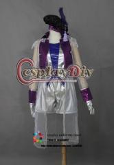 高品質 高級コスプレ衣装 ももいろクローバーZ ももクロ風 猛烈宇宙交響曲・第七楽章「無限の愛」 高城れに タイプ