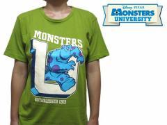 即納 モンスターズユニバーシティ レディースTシャツ フリーサイズ サリー モンスターズインク ディズニー
