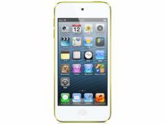 ★新品即納★APPLE アップル 第5世代 iPod touch 32GB イエロー MD714J/A  アイポッド タッチ 32GB イエロー