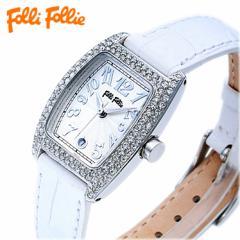 ff-s922zi-slv-wht フォリフォリ S922ZI SLV/WHT 腕時計 Folli Follie