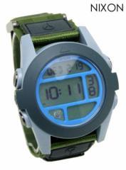 ニクソン 時計 腕時計 BAJA ブルー A489-1376 ユニセックス NIXON