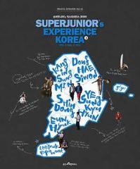 韓国スター写真集 SUPER JUNIOR(スーパージュニア)- SUPERJUNIORS EXPERIENCE KOREA VOL.1+2 SJCT05PB