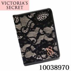 ヴィクトリアシークレット/VICTORIAS SECRET レースパスポートケース ブラック 10038970