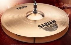 Sabian/B8 Hi-Hats 14【B8-14THH・B8-14BHH】【ペア】【セイビアン】