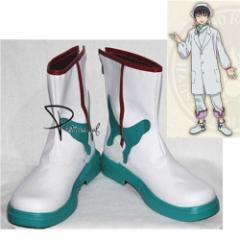 鬼灯の冷徹 白澤 風  専用靴 、通用靴★ コスプレ道具/小物 *D154