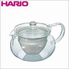 HARIO(ハリオ)茶茶急須 丸 450ml CHJMN-45T■日本茶・紅茶・中国茶・ハーブティ、お茶の種類を問わず使えるティーポット