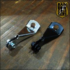 Rainbow レインボー 砲弾型ライト用ステー ブレーキ穴ステー ヘッドライトステー