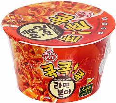 オットギ ラ−ポッキ(大盛カップ麺) (120g) ★韓国食品市場★韓国食材/ 韓国ラーメン/ インスタント/